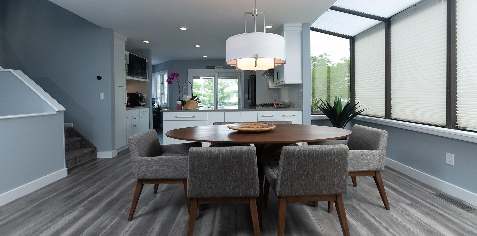 Residential Refinishing