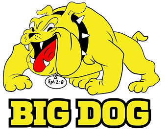 Big Dog Construction Logo